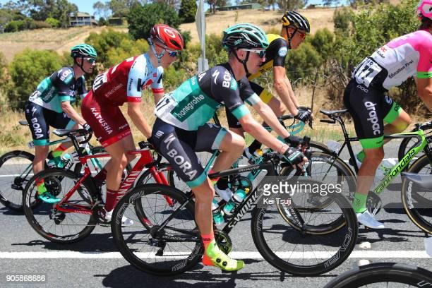 20th Santos Tour Down Under 2018 / Stage 2 Mads WURTZ SCHMIDT / Jay MCCARTHY / King William Road Unley Mount Barker Road Stirling 400m / Men / TDU /