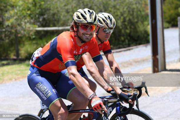 20th Santos Tour Down Under 2018 / Stage 2 Manuele BOARO / Valerio AGNOLI / King William Road Unley Mount Barker Road Stirling 400m / Men / TDU /