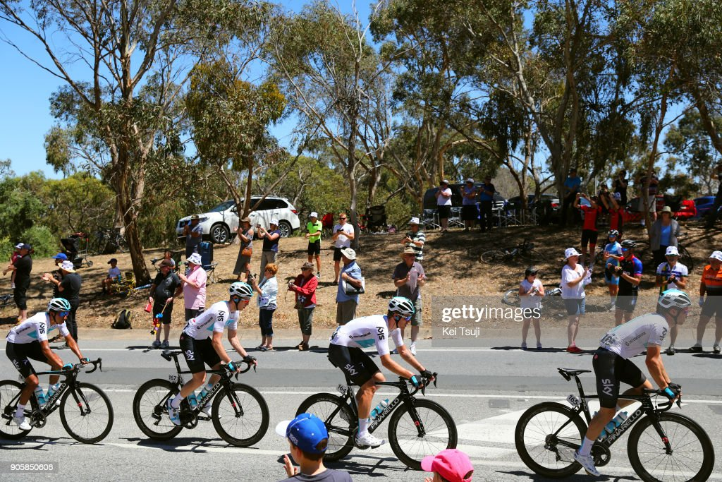 20th Santos Tour Down Under 2018 - Stage 2