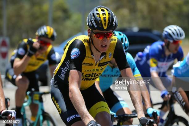 20th Santos Tour Down Under 2018 / Stage 2 Robert GESINK / King William Road Unley Mount Barker Road Stirling 400m / Men / TDU /