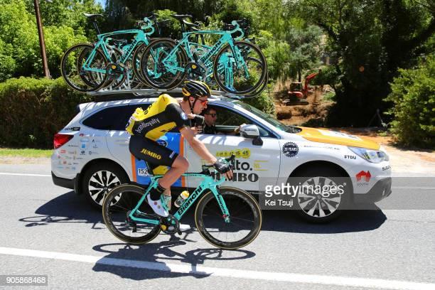 20th Santos Tour Down Under 2018 / Stage 2 Robert WAGNER / King William Road Unley Mount Barker Road Stirling 400m / Men / TDU /