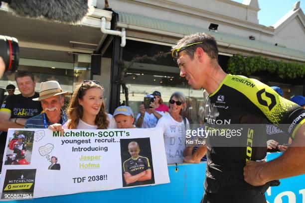 20th Santos Tour Down Under 2018 / Stage 2 Start / Mathew HAYMAN / King William Road Unley Mount Barker Road Stirling 400m / Men / TDU /