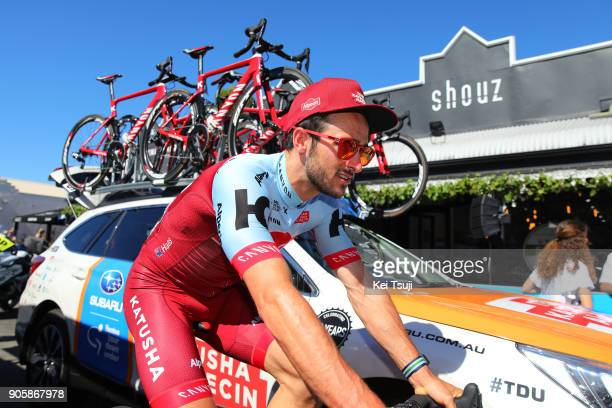 20th Santos Tour Down Under 2018 / Stage 2 Start / Nathan HAAS / King William Road Unley Mount Barker Road Stirling 400m / Men / TDU /