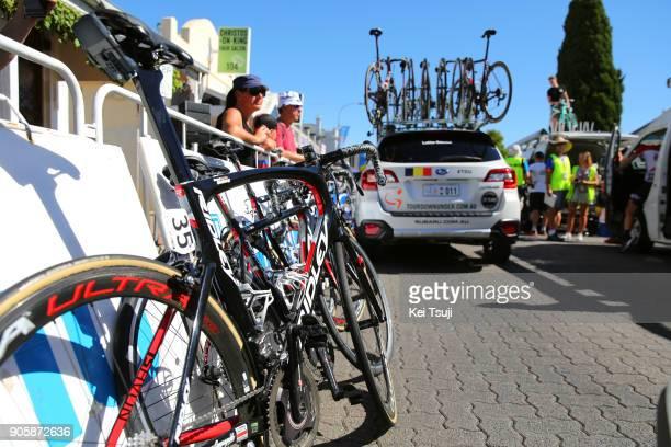 20th Santos Tour Down Under 2018 / Stage 2 Start / Team Lotto Soudal / Ridley Bike / King William Road Unley Mount Barker Road Stirling 400m / Men /...