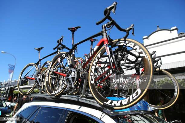 20th Santos Tour Down Under 2018 / Stage 2 Start / Team Sunweb / Giant Bike / King William Road Unley Mount Barker Road Stirling 400m / Men / TDU /