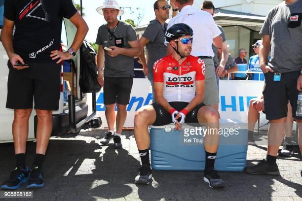 20th Santos Tour Down Under 2018 / Stage 2 Start / Thomas DE GENDT / King William Road Unley Mount Barker Road Stirling 400m / Men / TDU /