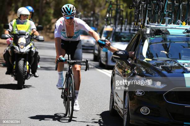 20th Santos Tour Down Under 2018 / Stage 3 Jonathan DIBBEN / Colley Tce Glenelg The Esplanade Victor Harbor / Race shortened due to high temperatures...