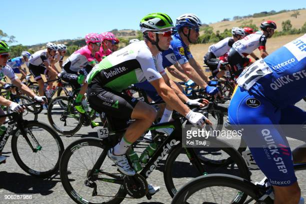 20th Santos Tour Down Under 2018 / Stage 3 Mark RENSHAW / Colley Tce Glenelg The Esplanade Victor Harbor / Race shortened due to high temperatures /...