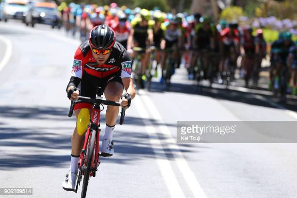 20th Santos Tour Down Under 2018 / Stage 3 Patrick BEVIN / Colley Tce Glenelg The Esplanade Victor Harbor / Race shortened due to high temperatures /...