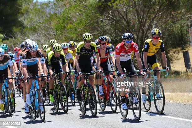 20th Santos Tour Down Under 2018 / Stage 3 Thomas DE GENDT / Damien HOWSON / Colley Tce Glenelg The Esplanade Victor Harbor / Race shortened due to...