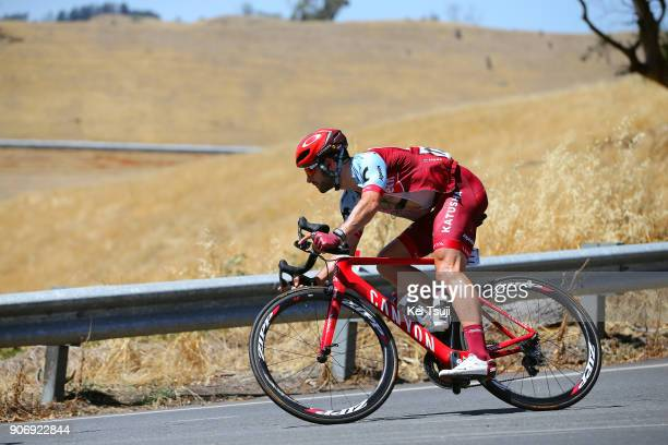 20th Santos Tour Down Under 2018 / Stage 4 Nathan HAAS / The Parade Norwood Greenhill Road Uraidla / Men / TDU /