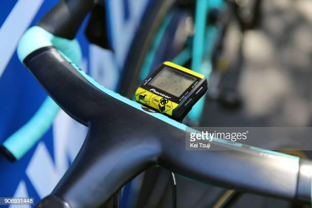 20th Santos Tour Down Under 2018 / Stage 4 Start / Robert GESINK / Bianchi Bike / Pioneer Power Meter / Koala Kangaroo Sign / The Parade Norwood...