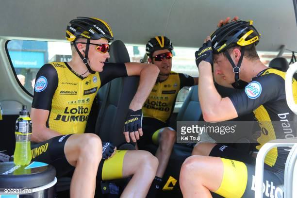 20th Santos Tour Down Under 2018 / Stage 4 Start / Robert GESINK / The Parade Norwood Greenhill Road Uraidla / Men / TDU /