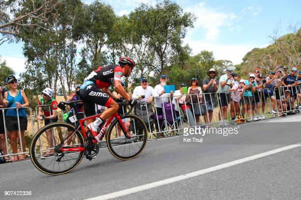 20th Santos Tour Down Under 2018 / Stage 5 Richie PORTE / Main Road, McLaren Vale - Brookman Road, Willunga Hill 382m / Men / TDU /
