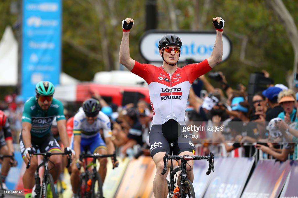 20th Santos Tour Down Under 2018 - Stage 6