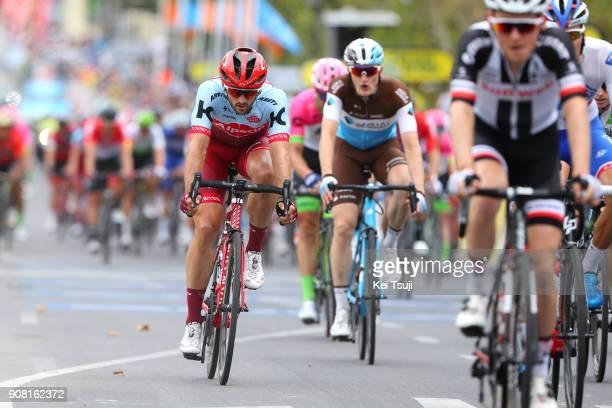 20th Santos Tour Down Under 2018 / Stage 6 Nathan HAAS / King William Street Adelaide King William Street Adelaide / Men / TDU /