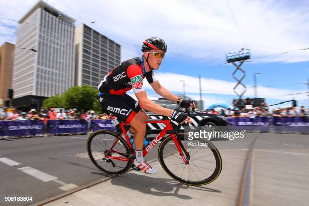 20th Santos Tour Down Under 2018 / Stage 6 Rohan DENNIS / King William Street Adelaide King William Street Adelaide / Men / TDU /