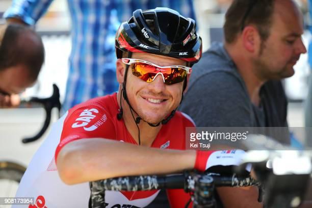 20th Santos Tour Down Under 2018 / Stage 6 Start / Adam HANSEN / King William Street Adelaide King William Street Adelaide / Men / TDU /