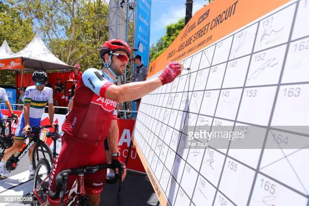 20th Santos Tour Down Under 2018 / Stage 6 Start / Nathan HAAS / King William Street Adelaide King William Street Adelaide / Men / TDU /