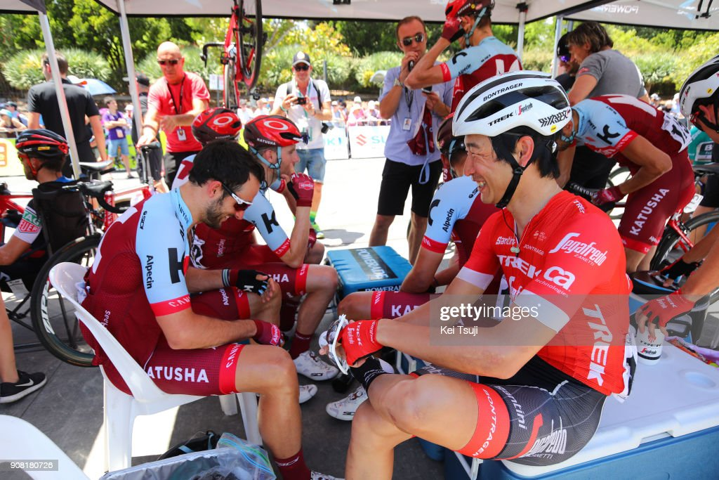 Cycling: 20th Santos Tour Down Under 2018 / Stage 6 : ニュース写真