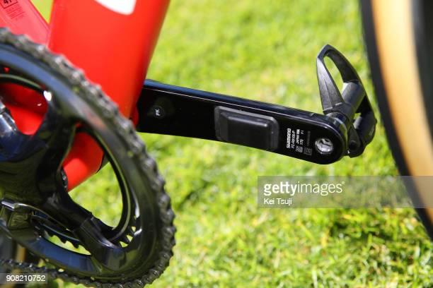 20th Santos Tour Down Under 2018 / Stage 6 Team BMC Racing / BMC Bike / Shimano Power Meter / King William Street Adelaide King William Street...