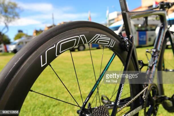 20th Santos Tour Down Under 2018 / Stage 6 Team BORA hansgrohe / Specialized Bike / Roval Wheel / King William Street Adelaide King William Street...