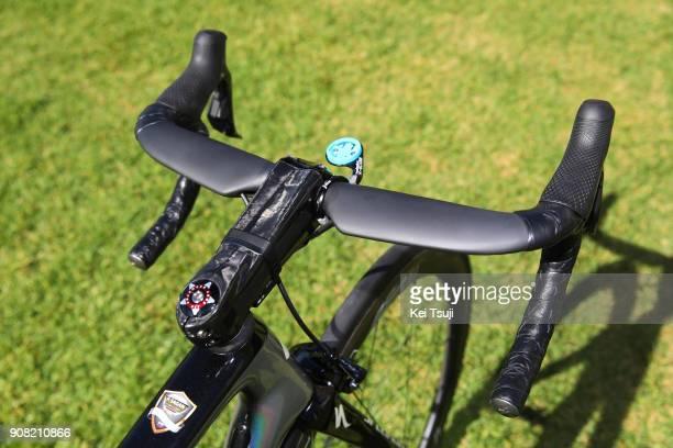 20th Santos Tour Down Under 2018 / Stage 6 Team BORA hansgrohe / Specialized Bike / Zipp Stem / King William Street Adelaide King William Street...