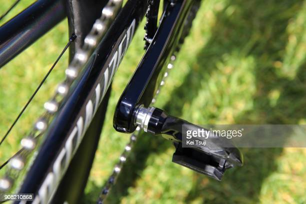 20th Santos Tour Down Under 2018 / Stage 6 Team BORA hansgrohe / Specialized Bike / King William Street Adelaide King William Street Adelaide / Men /...