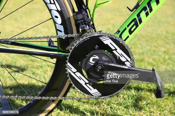 20th Santos Tour Down Under 2018 / Stage 6 Team EF Education FirstDrapac p/b Cannondale / Cannondale Bike / FSA / SRM Power Meter / King William...