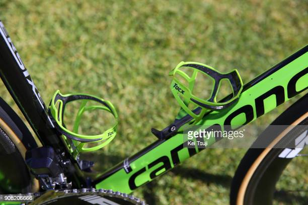 20th Santos Tour Down Under 2018 / Stage 6 Team EF Education FirstDrapac p/b Cannondale / Cannondale Bike / Tacx / King William Street Adelaide King...
