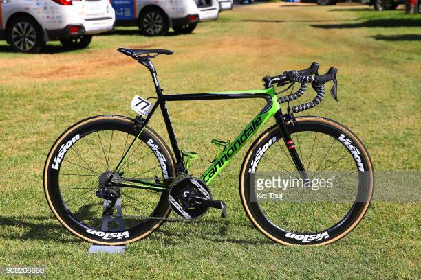 20th Santos Tour Down Under 2018 / Stage 6 Team EF Education FirstDrapac p/b Cannondale / Cannondale Bike / King William Street Adelaide King William...