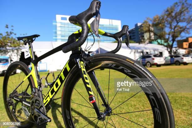 20th Santos Tour Down Under 2018 / Stage 6 Team MitcheltonScott / Scott Bike / King William Street Adelaide King William Street Adelaide / Men / TDU /