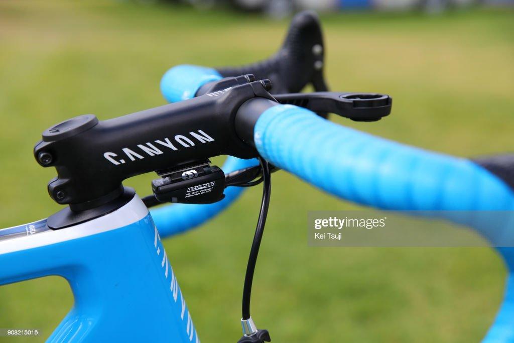 20th Santos Tour Down Under 2018   Stage 6 Team Movistar   Canyon ... e3ba32257