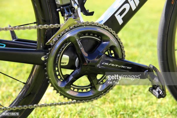 20th Santos Tour Down Under 2018 / Stage 6 Team Sky / Pinarello Bike / Shimano Crankset / King William Street, Adelaide - King William Street,...