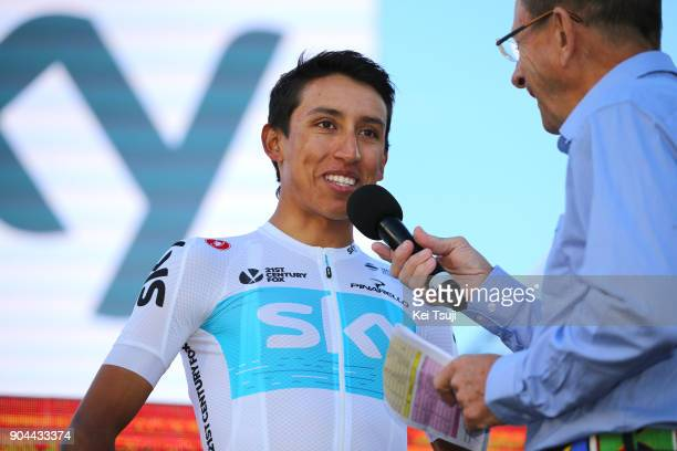20th Santos Tour Down Under 2018 / Team Presentation Egan Arley BERNAL / Adelaide Tour Village / Team Presentation / TDU /