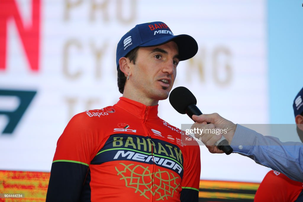 20th Santos Tour Down Under 2018 / Team Presentation Gorka IZAGIRRE (ESP)/ Adelaide Tour Village / Team Presentation / TDU /