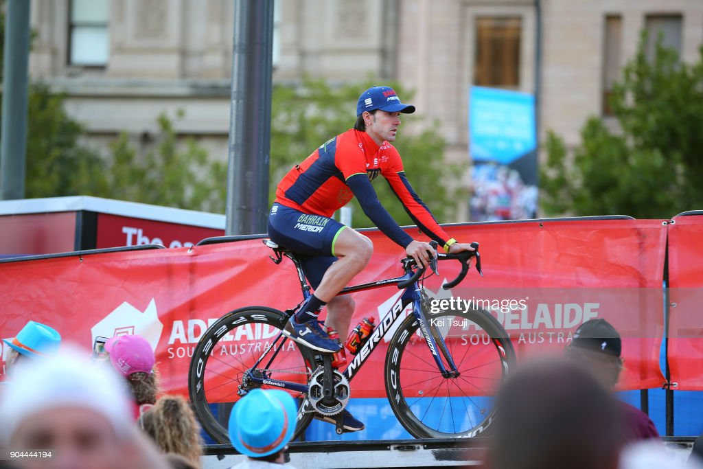 20th Santos Tour Down Under 2018 / Team Presentation Ion IZAGIRRE (ESP)/ Adelaide Tour Village / Team Presentation / TDU /
