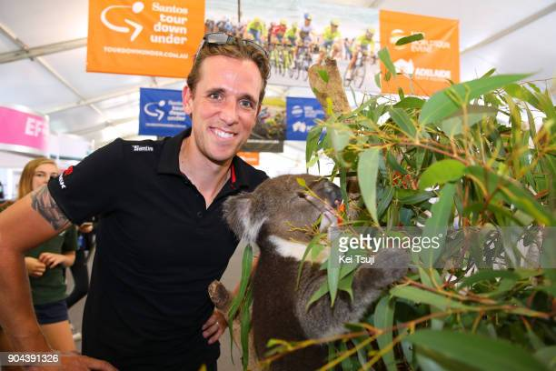 20th Santos Tour Down Under 2018 / Team Presentation Koen DE KORT / Koala / Adelaide Tour Village / Team Presentation / TDU /