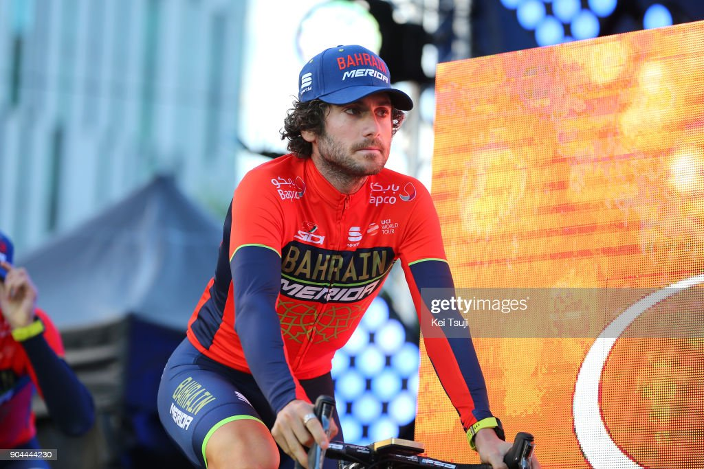 Cycling: 20th Santos Tour Down Under 2018 / Team Presentation : News Photo