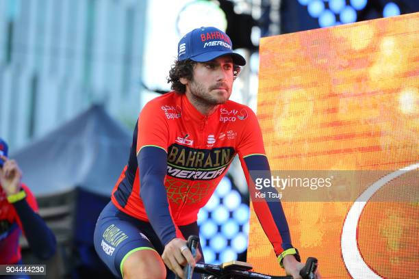 20th Santos Tour Down Under 2018 / Team Presentation Manuele BOARO / Adelaide Tour Village / Team Presentation / TDU /