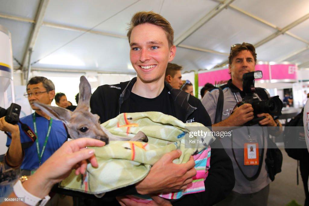 Cycling: 20th Santos Tour Down Under 2018 / Team Presentation : ニュース写真