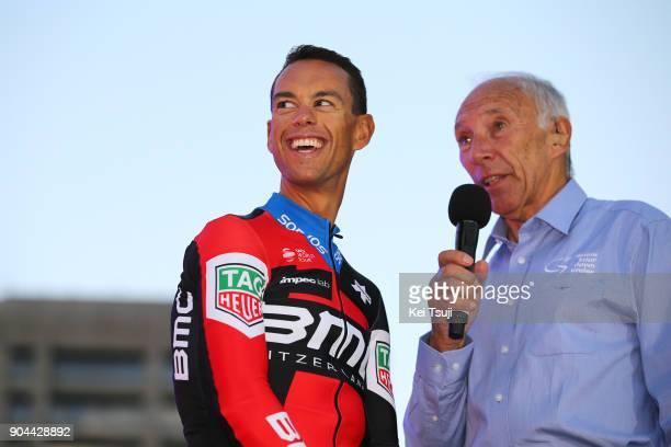 20th Santos Tour Down Under 2018 / Team Presentation Richie PORTE / Adelaide Tour Village / Team Presentation / TDU /