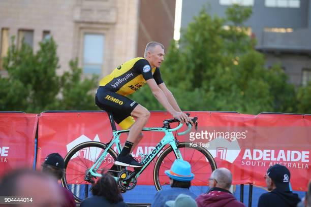 20th Santos Tour Down Under 2018 / Team Presentation Robert GESINK / Adelaide Tour Village / Team Presentation / TDU /