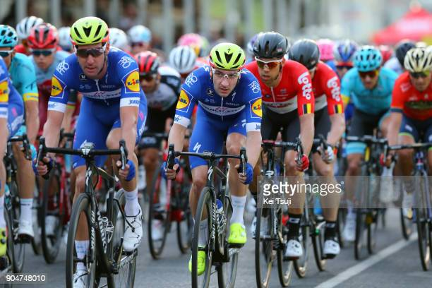20th Santos Tour Down Under People's Choice Classic 2018 Elia VIVIANI / Fabio SABATINI / Wakefield Road Wakefield Road / Men / TDU /