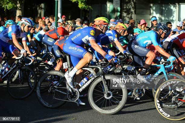 20th Santos Tour Down Under People's Choice Classic 2018 Fabio SABATINI / Wakefield Road Wakefield Road / Men / TDU /