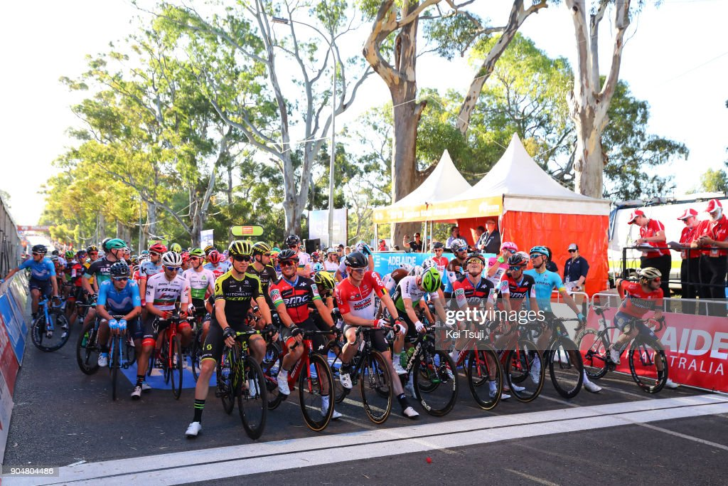 2018 Tour Down Under - People's Choice Classic