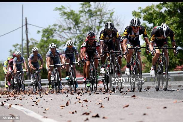 20th Tour Langkawi 2015/ Stage 5 Illustration Illustratie/ Peloton Peleton/ Landscape Paysage/ Kuala Terengganu Kuantan / Ronde etape rit/ Malaysia/...