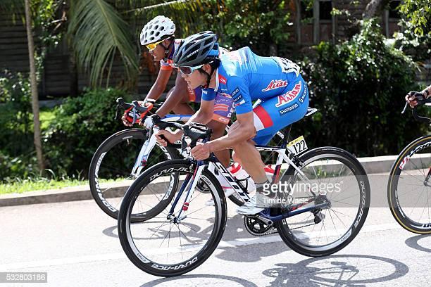 20th Tour Langkawi 2015/ Stage 5 NAKAJIMA Yasuharu / Kuala Terengganu Kuantan / Ronde etape rit/ Malaysia/ Tim De Waele