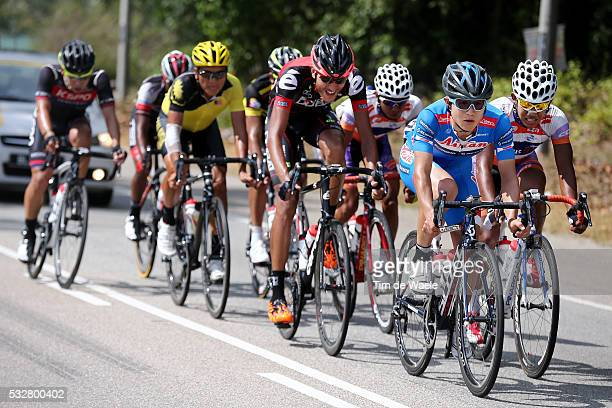 20th Tour Langkawi 2015/ Stage 5 SEO Joon Yong / NAKAJIMA Yasuharu / Escape/ LOH SEA Keong / Kuala Terengganu Kuantan / Ronde etape rit/ Malaysia/...