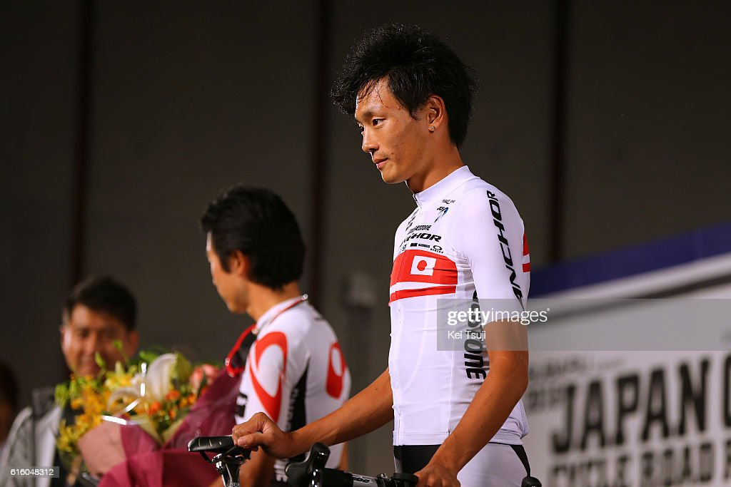 Cycling: 25th Japan Cup 2016 / Team Presentation : ニュース写真